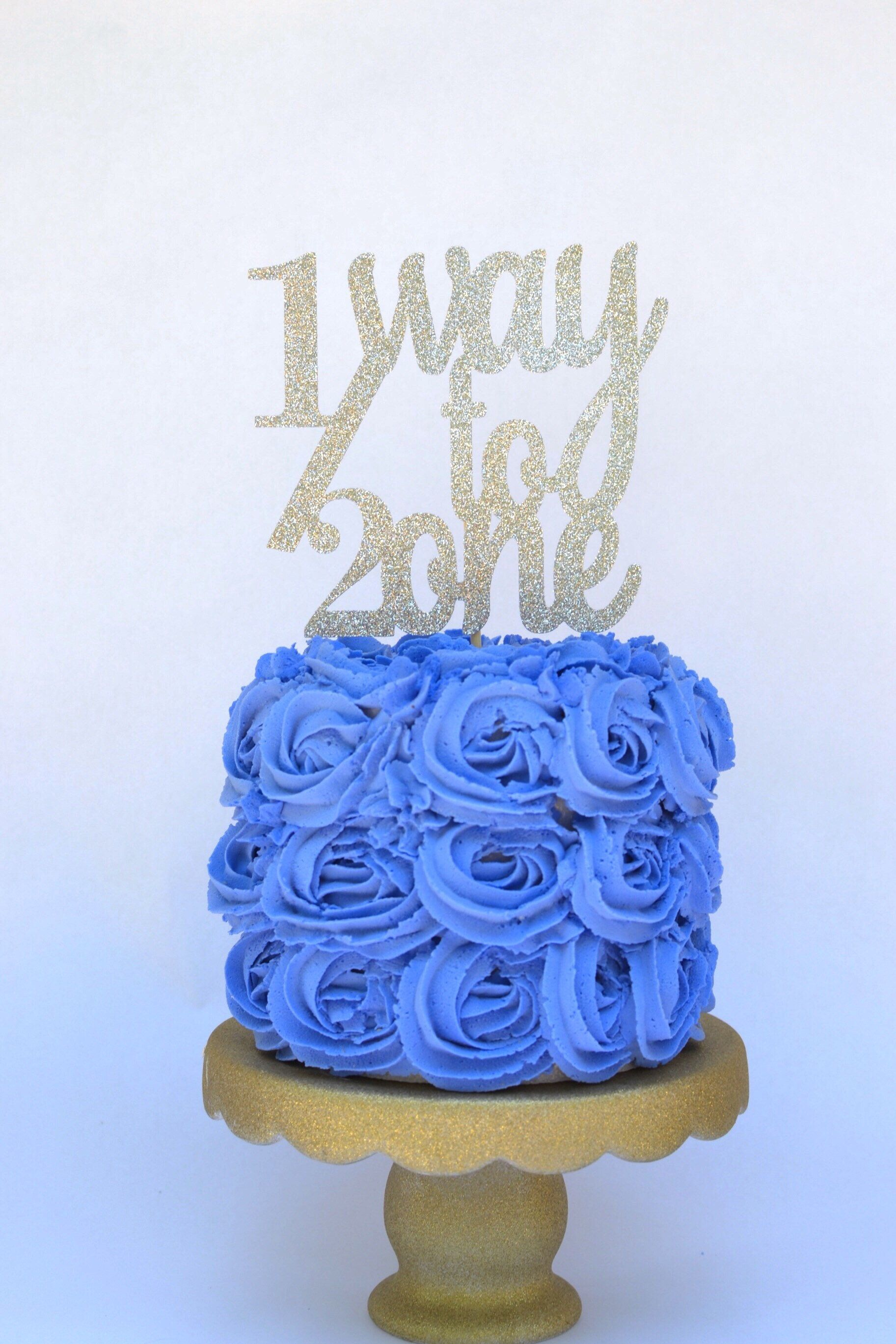Half Birthday Decorations For Boy Blue Half Way To One Balloon Banner 6 Months 1 2 Cake Toppers Party Supplies Party Supplies Art Craft Supplies Clinicadelpieaitanalopez Com