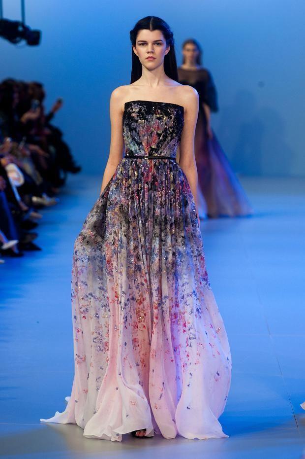 9b4c4ee54d69 Elie Saab Haute Couture Spring 2014 Φορέματα Για Χορό