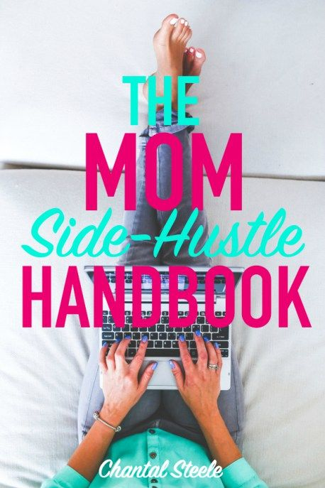 For moms that want to spend more time with their children or want to earn from home.