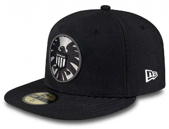Shield Custom 59Fifty Fitted Cap MARVEL NEW ERA  7c7f5cecdff2