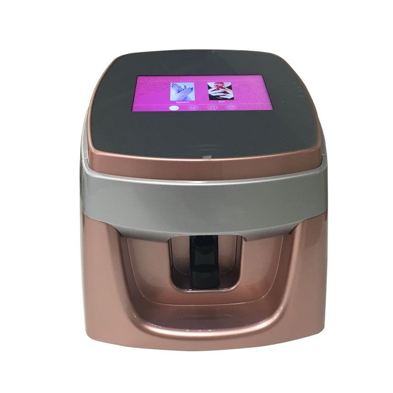 Home Diy Digital Nail Art Printer Colorful Painted For Nail With