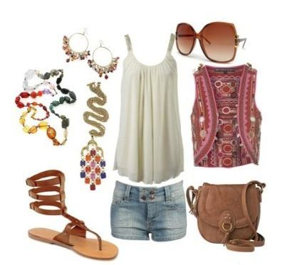 Can't wait for summer clothes!(: