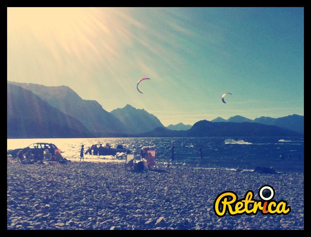 Photograph #summer #beach #lake #sun