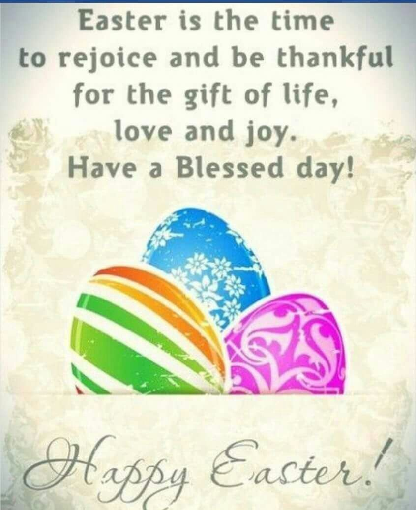 Pin by roschelle on daily prayers pinterest daily prayer its easter sunday tap to see more happy easter quotes start spreading the greetings kristyandbryce Gallery