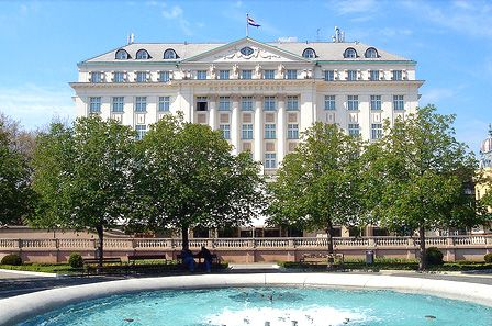 Esplanade Zagreb Hotel In Croatia Classic Elegance Best Luxury Hotels And Resorts Great Travel Deals Online Boo Croatia Hotels Hotels And Resorts Hotel