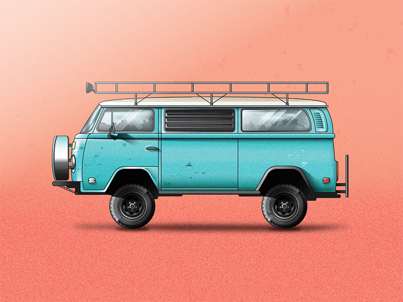 Summer Whip by Frank Anderson - Dribbble