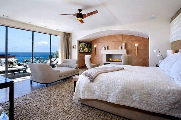 beach house bedrooms. California Beach House Spells Luxury and Class  beach Bedrooms