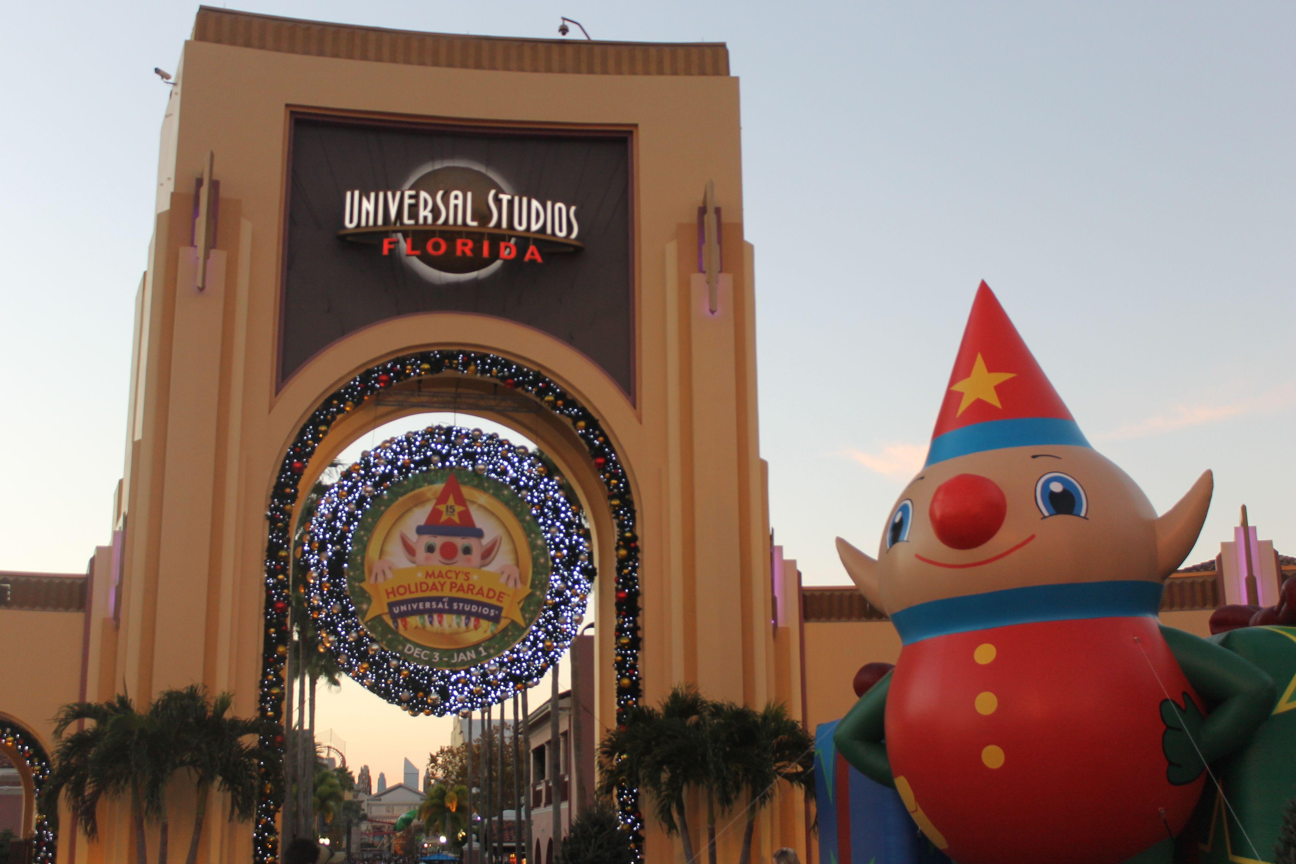 Grinchmas at Universal Orlando Resort