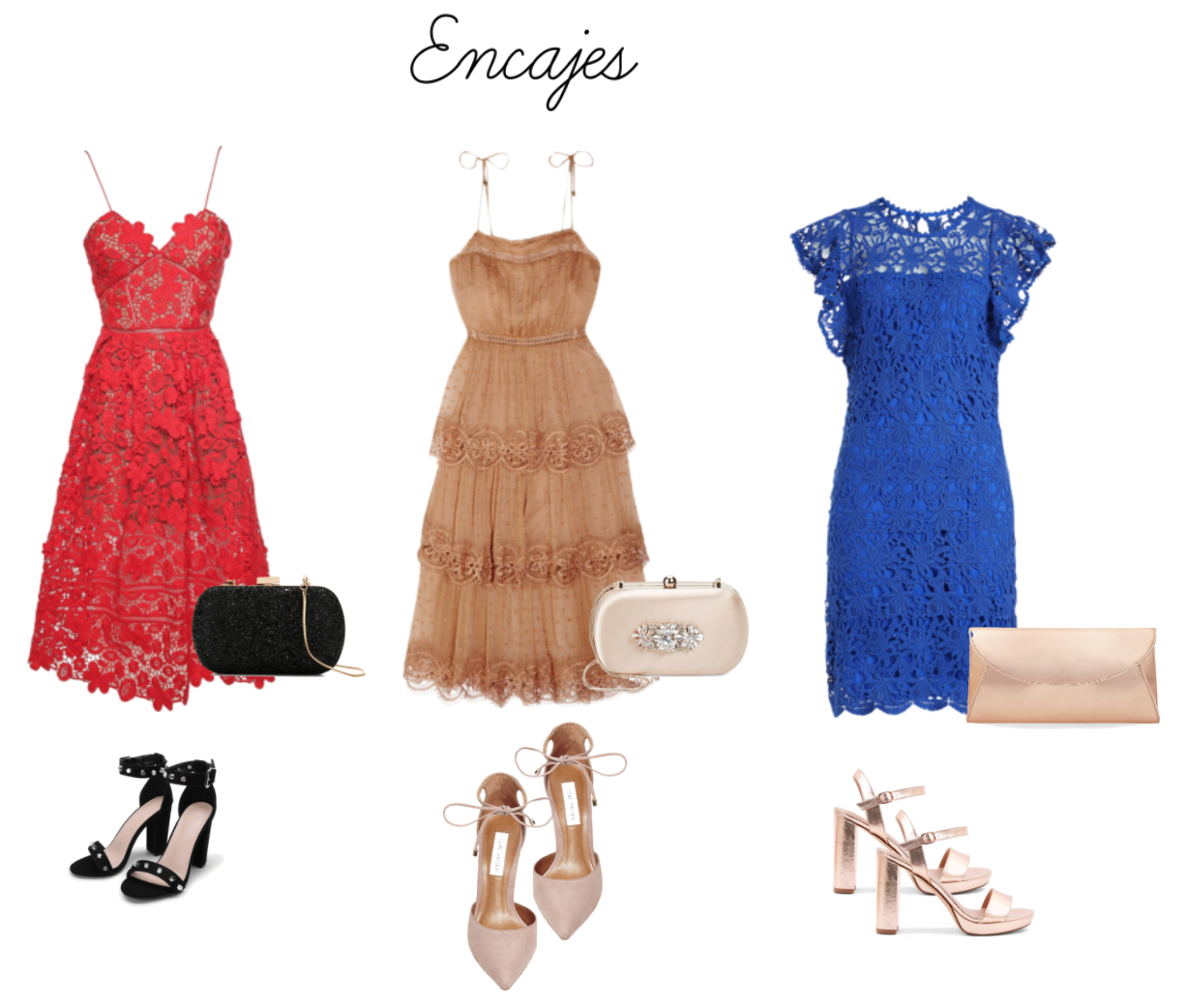 Ideas para vestir en una boda con dress code \