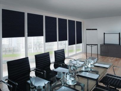 Office Window Shades | Projects to Try | Pinterest | Office blinds ...