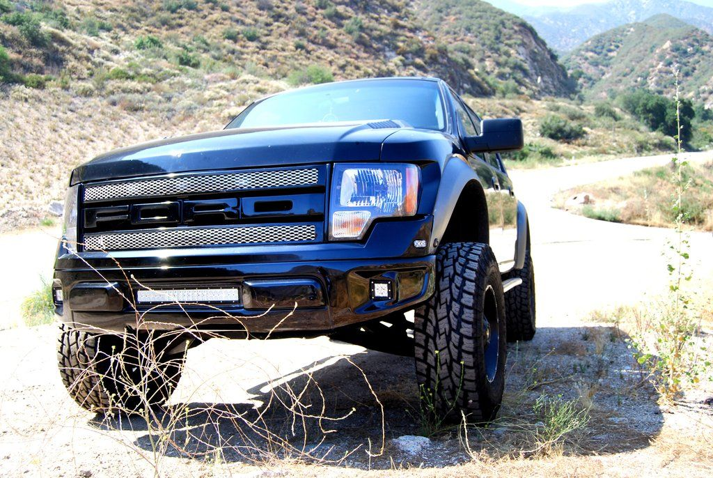 9703 Ford F150 To Raptor OEM Style Conversion Kit