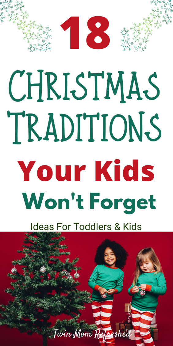 Fun Christmas Activities For 2020 With Kids And Toddlers To Make Memories This Year Easy Christmas Traditions To Start This Year With You