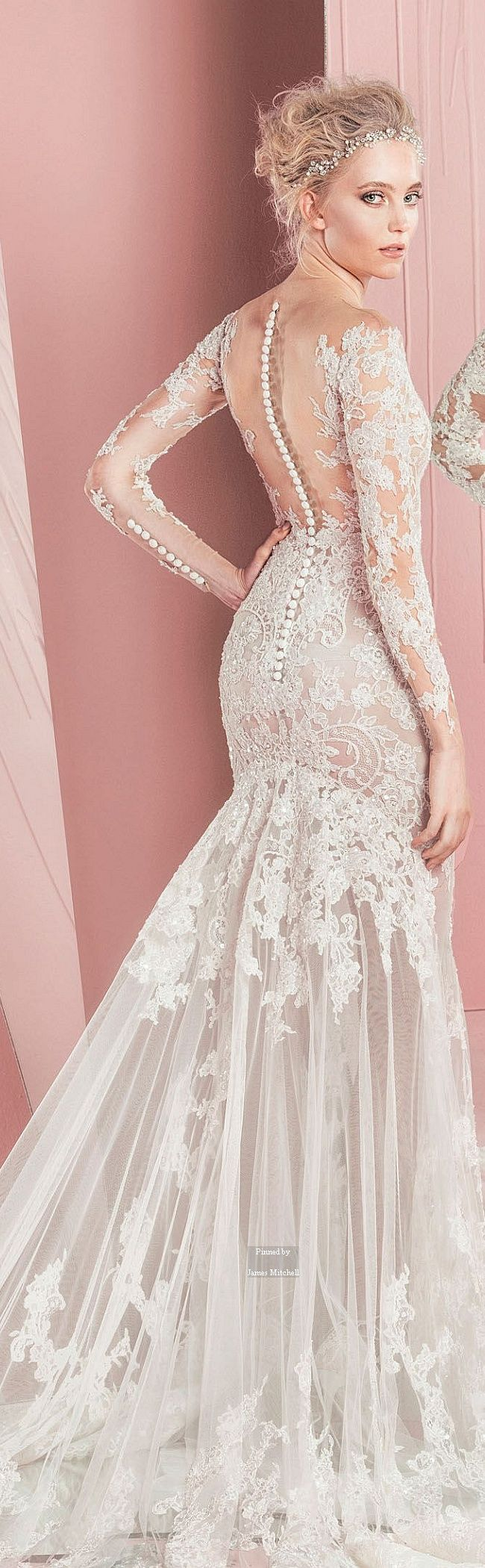 Zuhair Murad Bridal Spring-summer 2016 | Every Girl Loves A Wedding ...