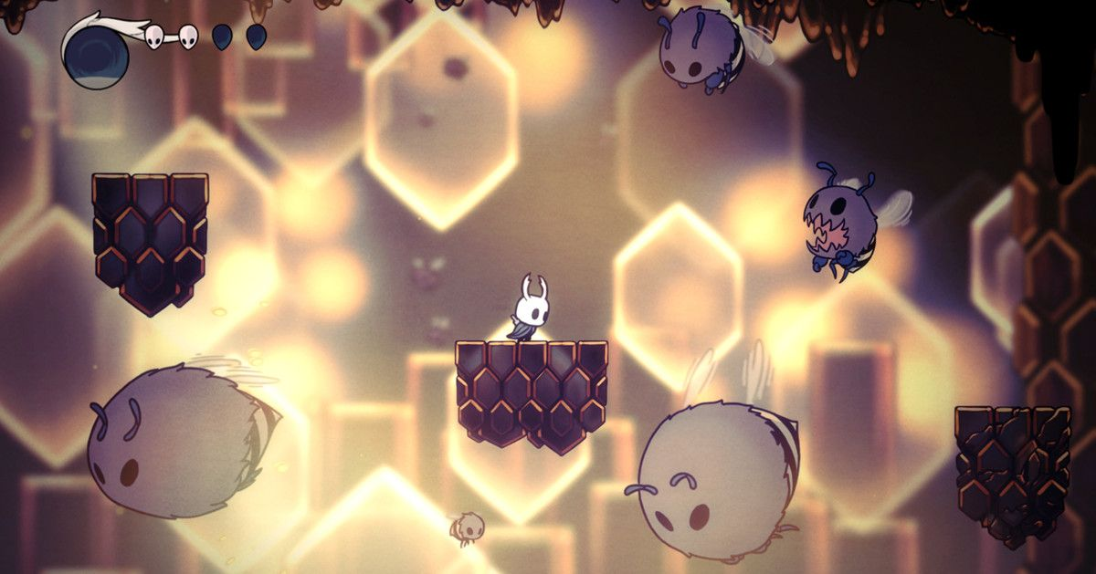 Hollow Knight Is Super Silky On Switch Gamers Juegos
