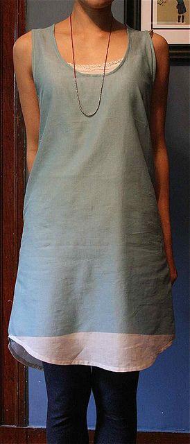 wiksten tank dress