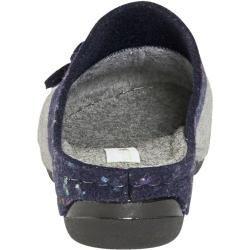 Ranger slipper blue - width G ranger#blue #ranger #slipper #width