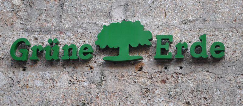 Grüne Erde In Innsbruck Signs I Love Grüne Erde Grün