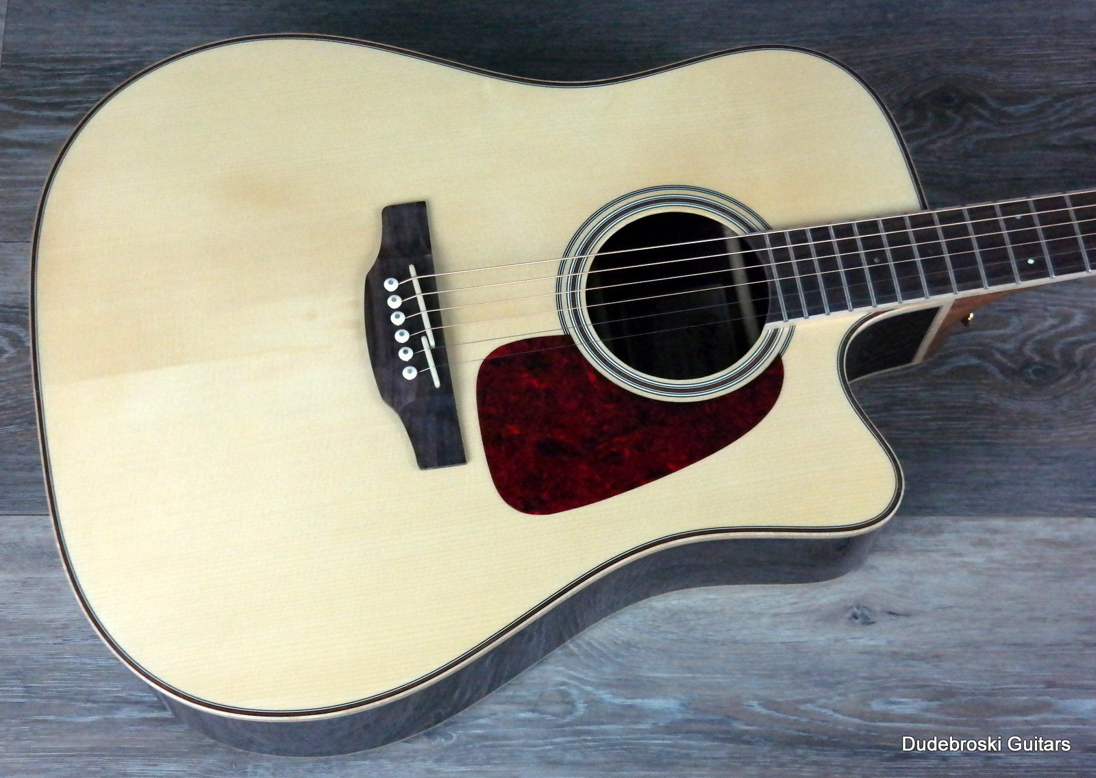 Takamine Gd93ce G Series Dreadnought Cutaway Acoustic Electric