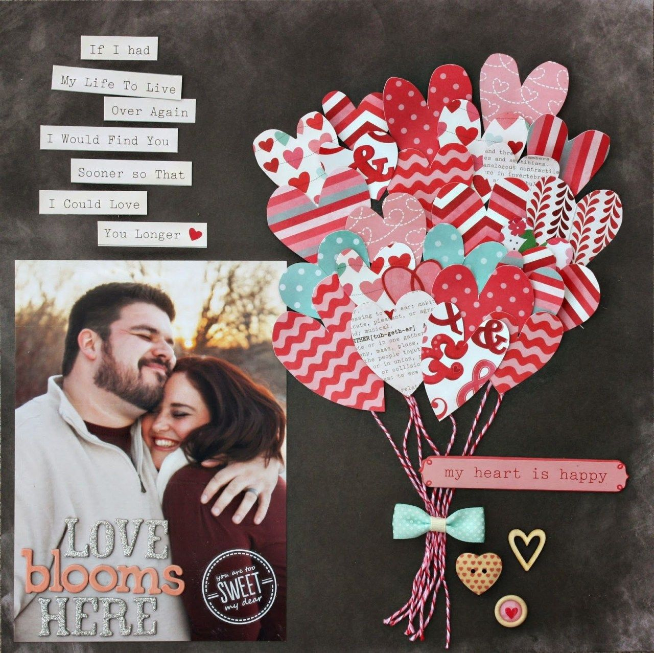 25 Great Photo of Scrapbook Ideas For Couples