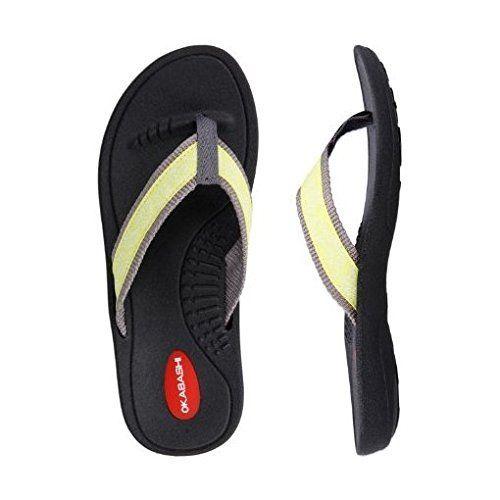 9f87aa96f050be Okabashi for FootSmart Chloe Women s Thong Sandals
