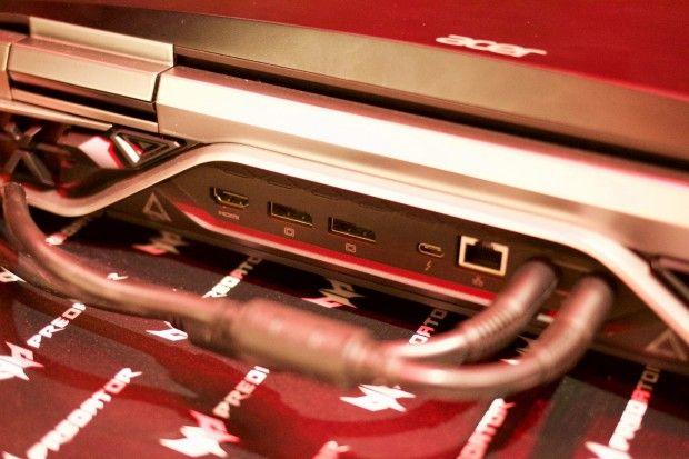 Acer Predator 21X (Foto: Michael Wieczorek/Golem.de)