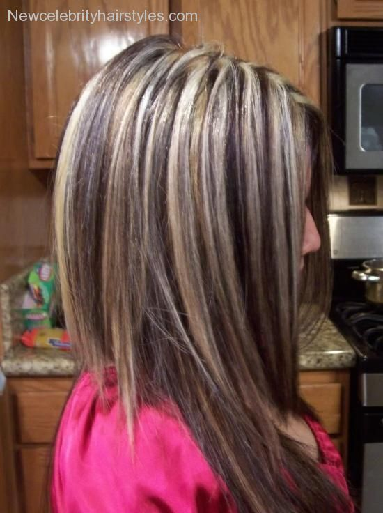 Blonde Hair With Dark Burgundy And Brown Lowlights Google Search