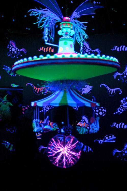 Big Fish And The Movies Of Tim Burton As Viewed Through His Art