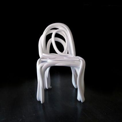 Sketch Furniture Front Design Sweden Epoxy Resin 3d Printed