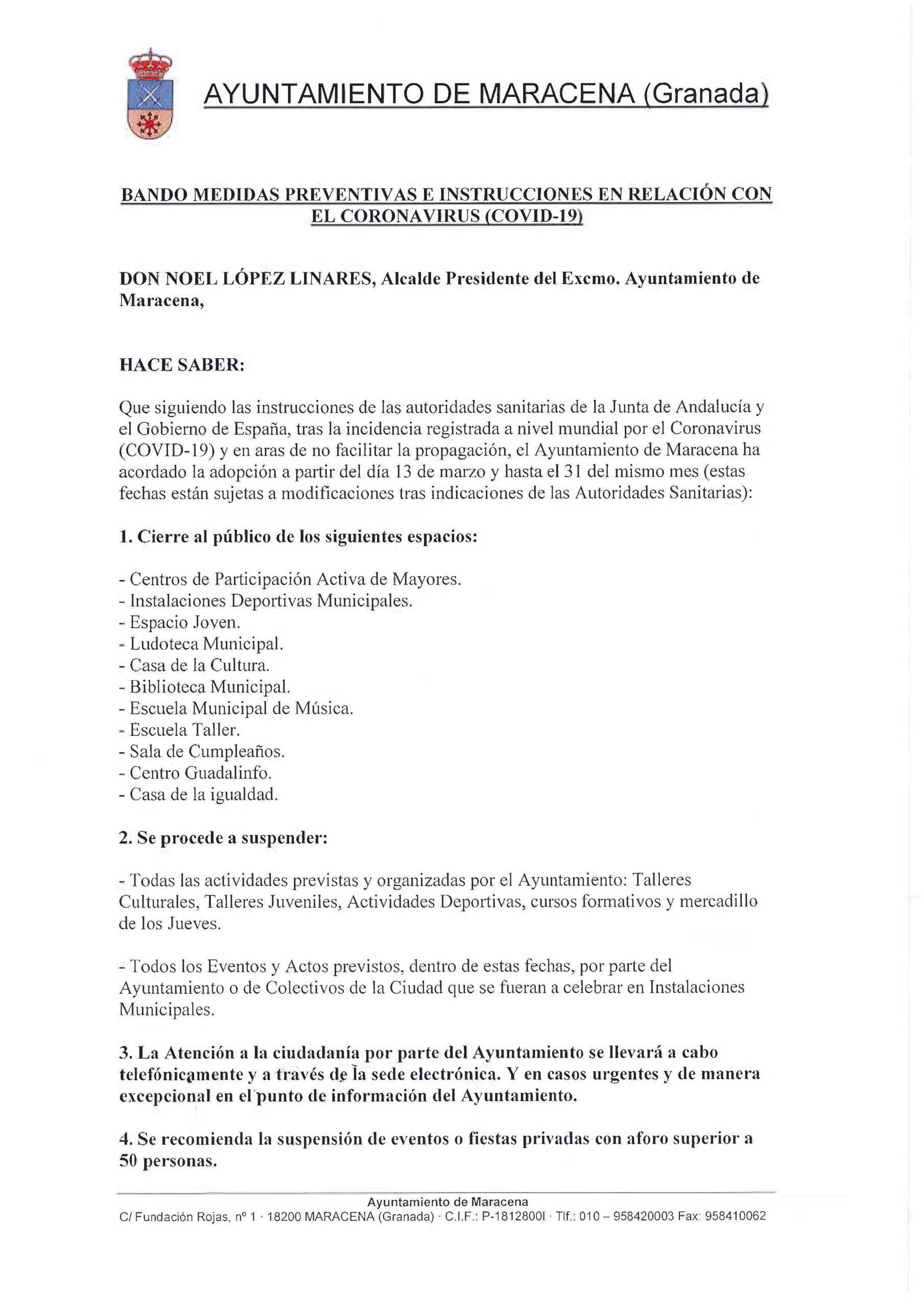 Recogida De Muebles Granada Ayuntamiento 2021