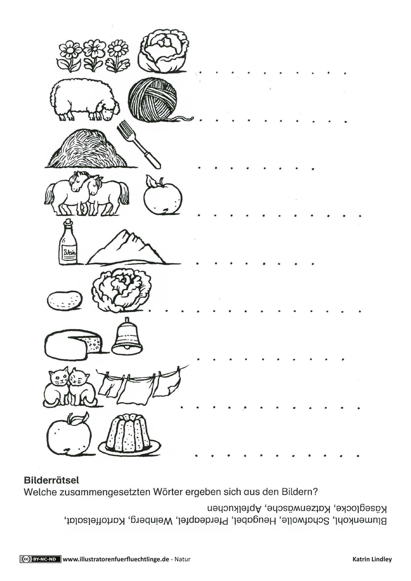 Download Als Pdf Natur Bauernhof Begriffe Bildratsel Lindley Bauernhof Worter Bauer