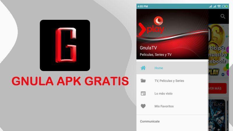 Gnula app 2018 gratis para celulares y tabletas Android | Listas m3u