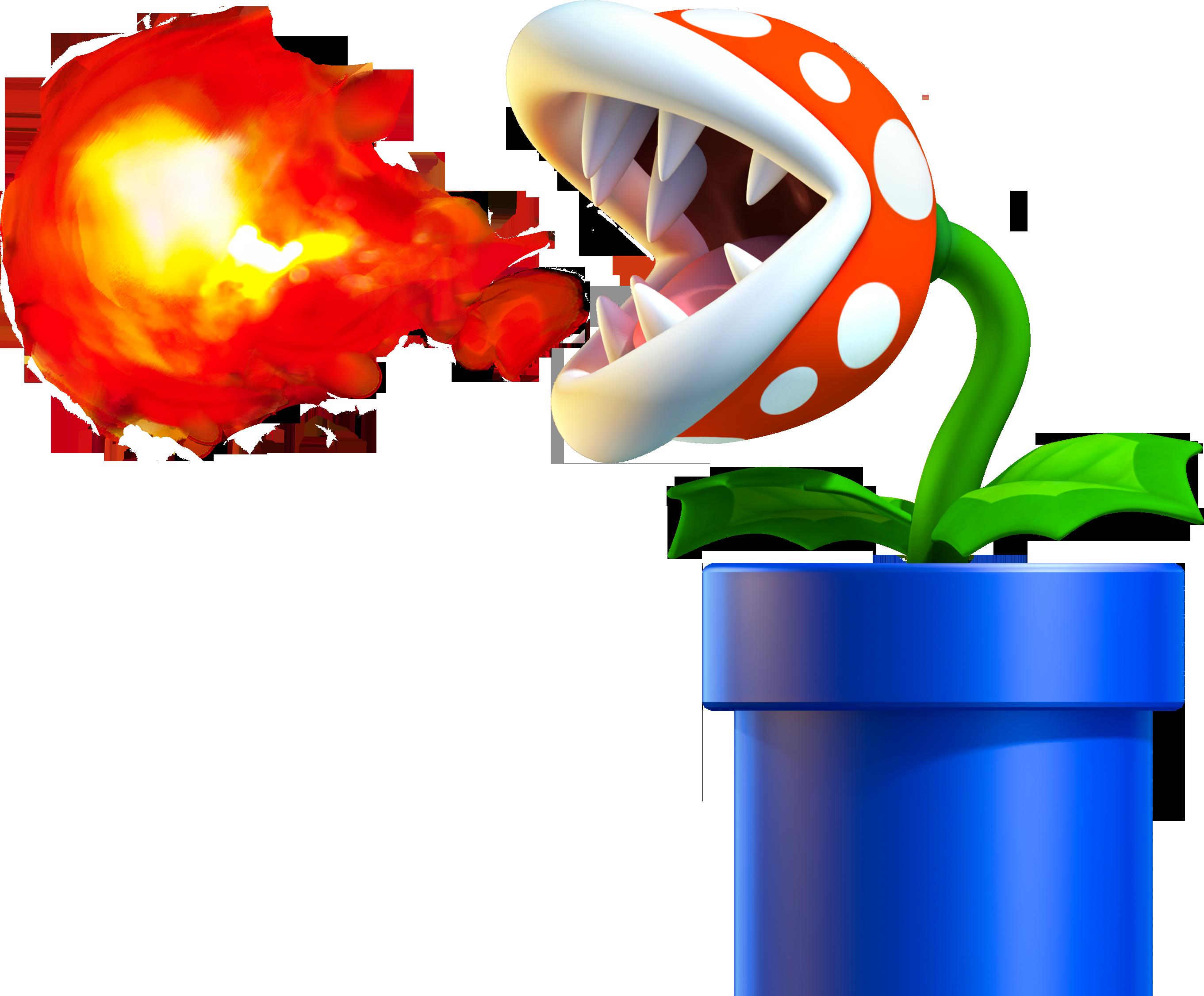 Super Mario Inspired Piranha Plant Earrings #geekyget #supermario ...