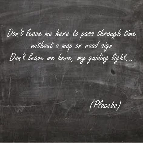 Placebo Kings Of Medicine Placebo Lyric Quotes Lyrics