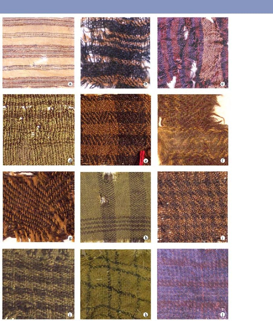 (5) Prähistorische Textilkunst in Mitteleuropa - Geschichte des Handwerks und…