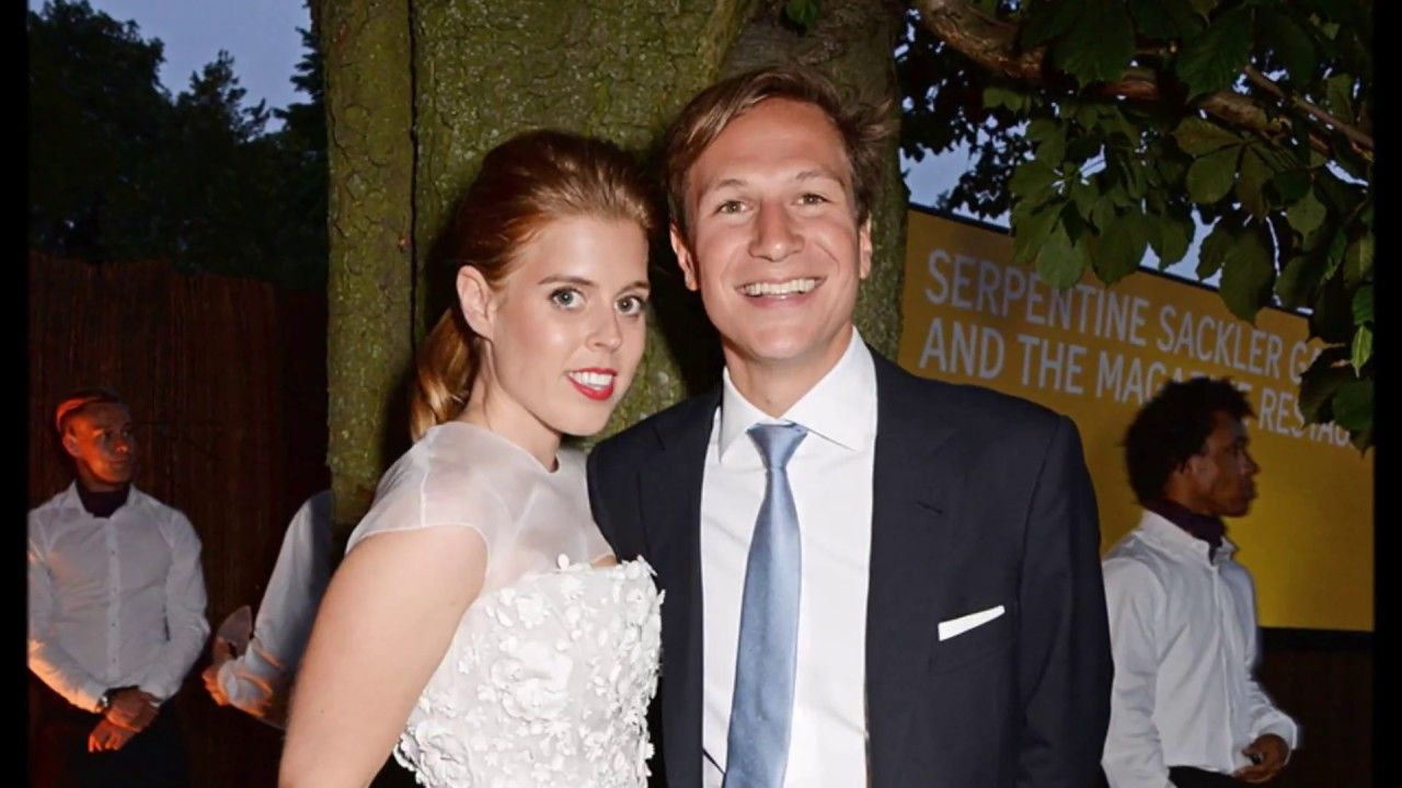 Princess Beatrice and her boyfriend Dave Clark call it quits