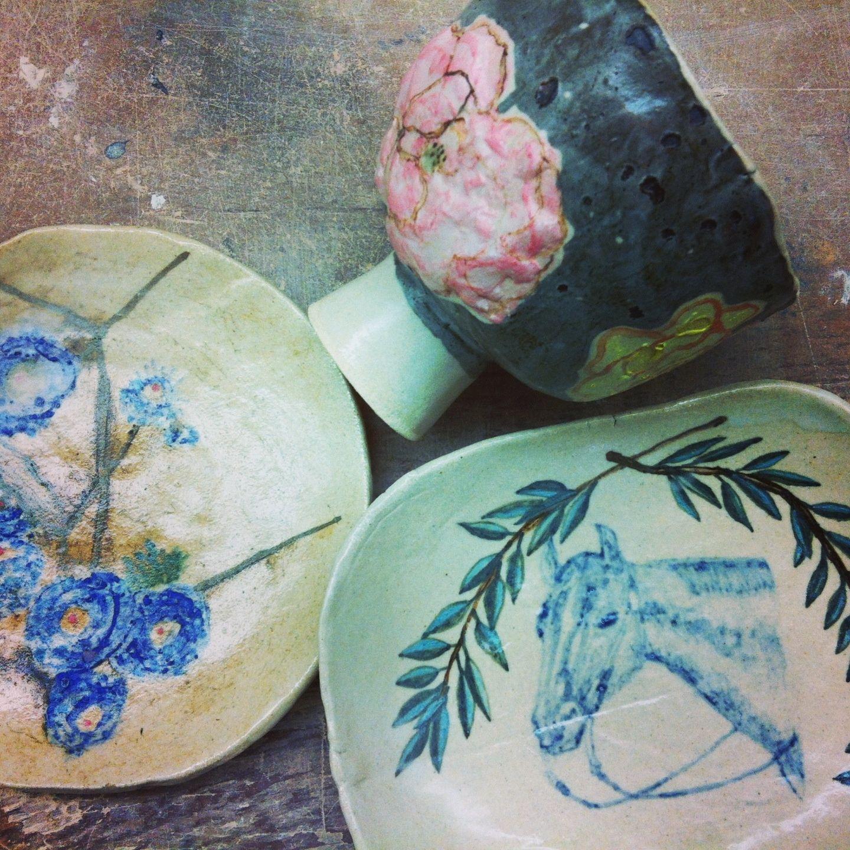 Rebekah Miles - ceramics