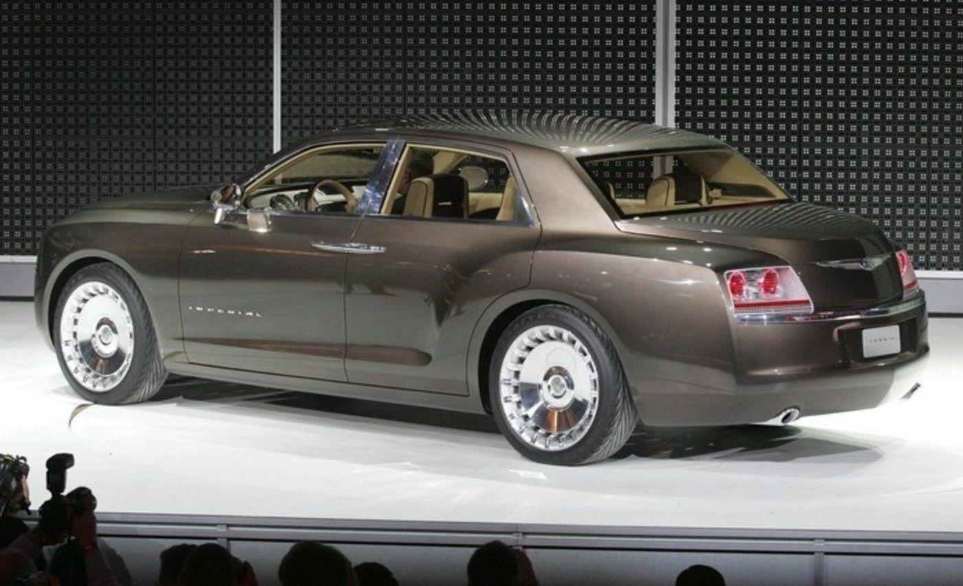 2020 Chrysler 300 Specs
