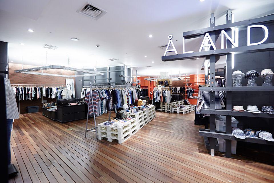 ALAND | Multi-brand Fashion Store of Designer Pieces