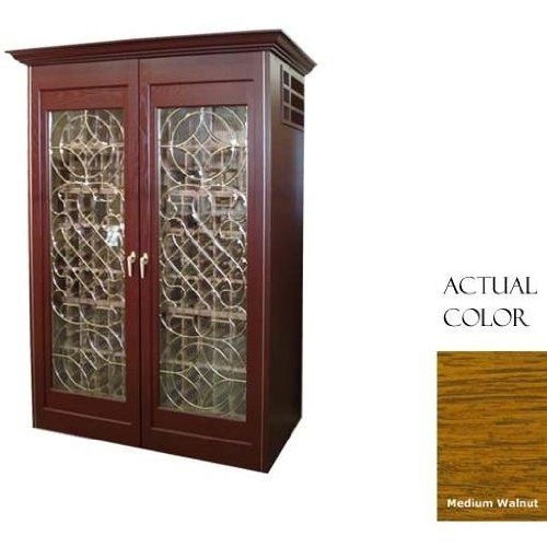 Vinotemp Vino-750macau-mdwa 530 Bottle Two Door Wine Cellar - Glass Doors / Medium Walnut Cabinet by Vinotemp. $8579.00. Vinotemp VINO-750MACAU-MDWA 530 Bottle Two Door Wine Cellar - Glass Doors / Medium Walnut Cabinet. VINO-750MACAU-MDWA. Wine Cellars. Vinotemp Wine Cellars are complete wine storage solutions, handcrafted with domestic woods in Southern California. They maintain an ideal environment for both short-term storage and long-term aging for all type...