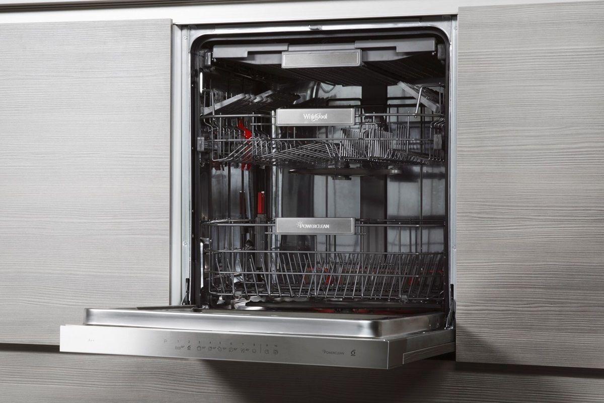 Lave Vaisselle Integrable 14 Couverts Whirlpool Pour Votre Cuisine Schmidt Silencieux 10 Programmes Dont Lave Vaisselle Integrable Lave Vaisselle Vaisselle