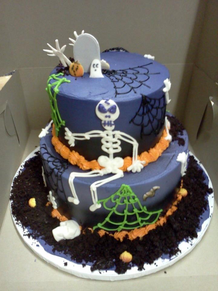 halloween cakes Leslie\u0027s Cool Cakes from Stan\u0027s Northfield Bakery - halloween birthday cake ideas