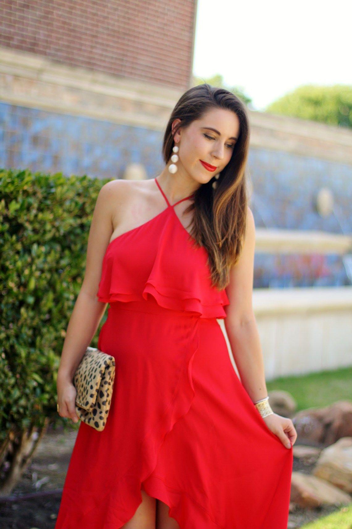 bca84c9f831 Red Emoji Dress + Having Fun With Your Style. »