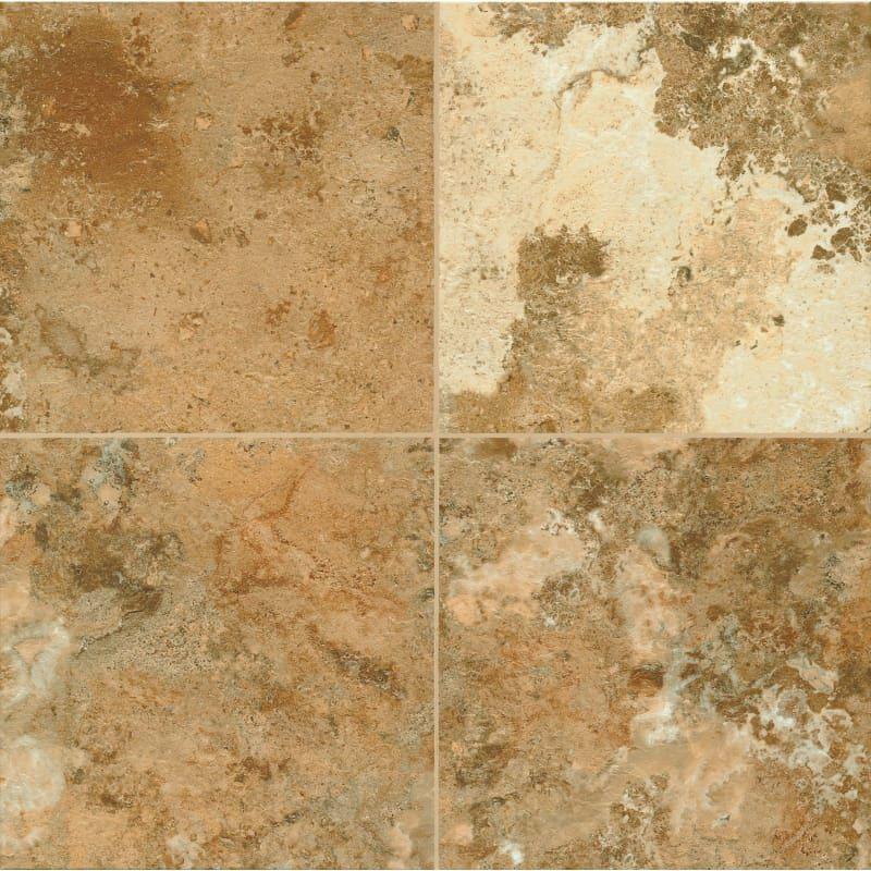 Armstrong Flooring D2340261 Honey Onyx Athenian Travertine