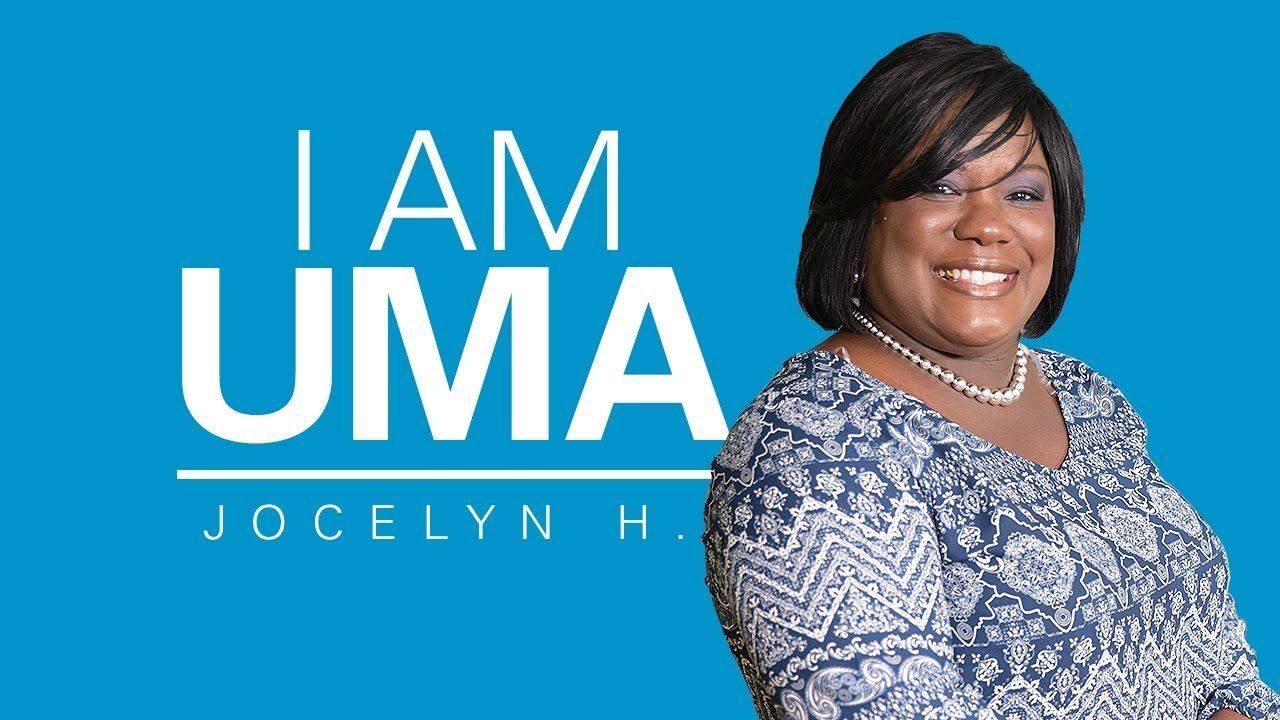 UMA Student Story Jocelyn H. Jocelyn, Student