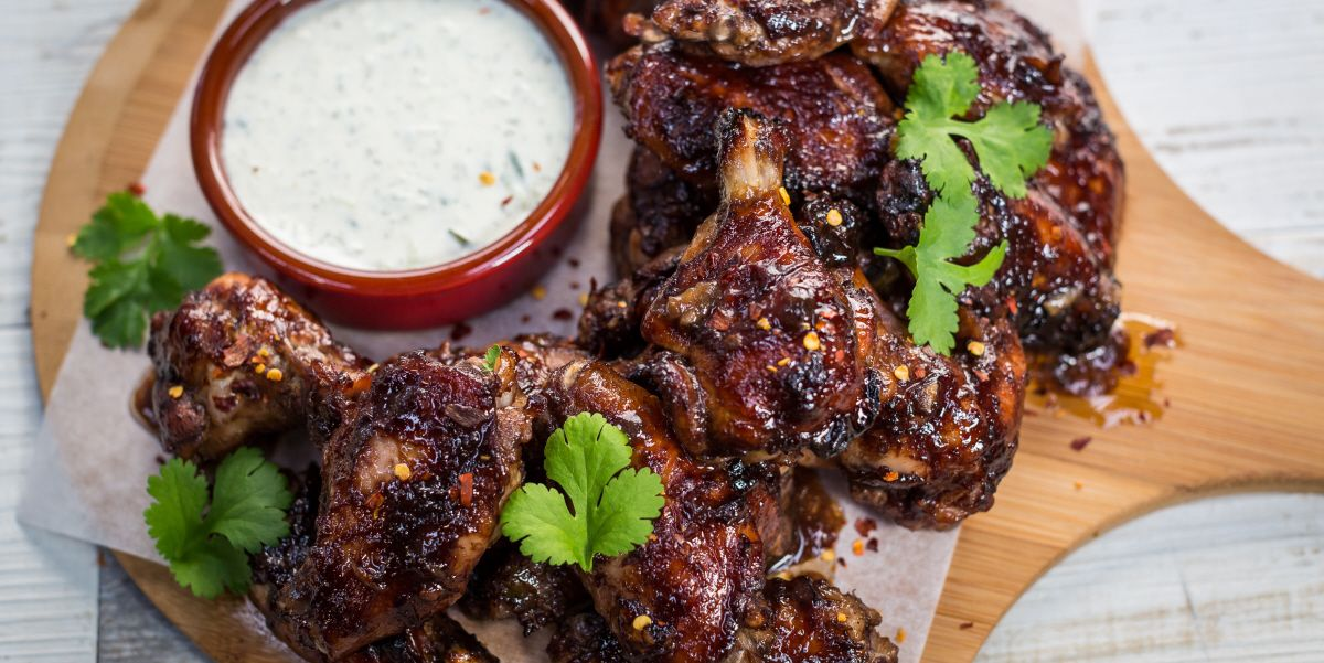 An Easy Family Favourite Chicken Nibbles Come To Life With Barker S Central Otago Plum Sauce And Spices Prepare In A Bag Bake Asian Chicken Chicken Recipes