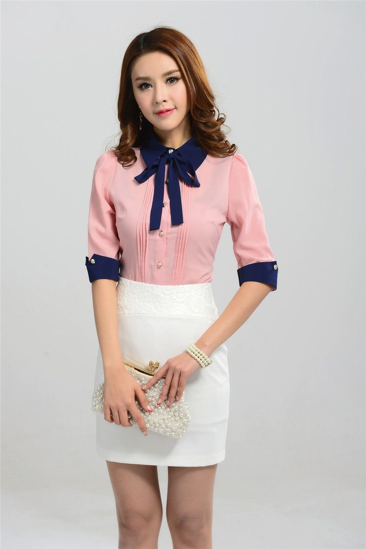 03a3cea5c8e2 New 2015 Spring Summer Formal Office Uniform Designs Women Suits with Skirt  and Blouses Sets Ladies Business Suits Work Wear