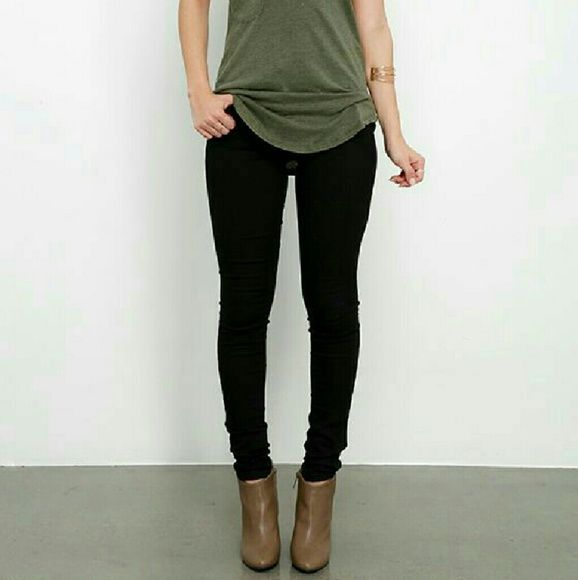 Black Boots Khaki Pants