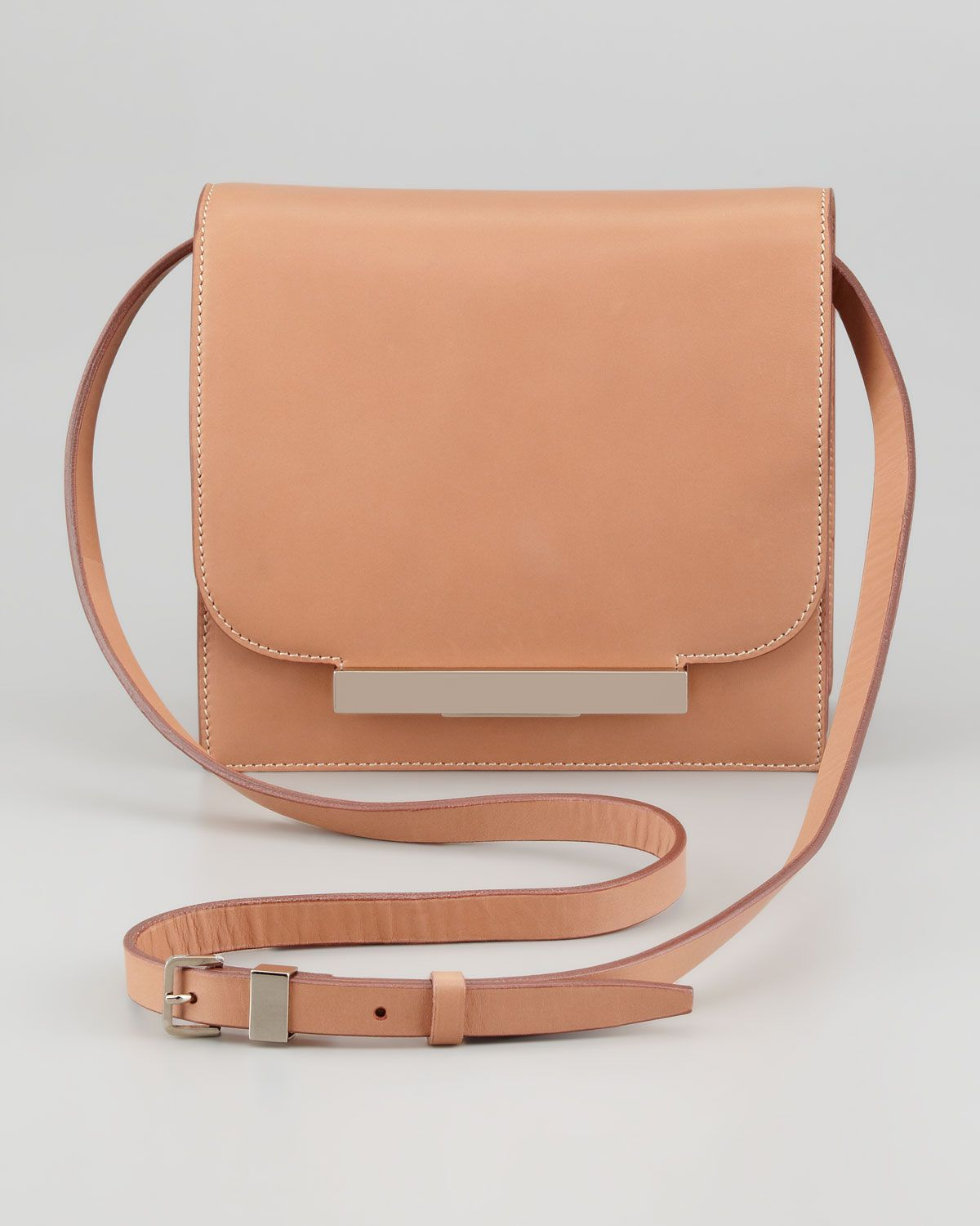 http://harrislove.com/the-row-classic-leather-shoulder-bag-brown-p ...
