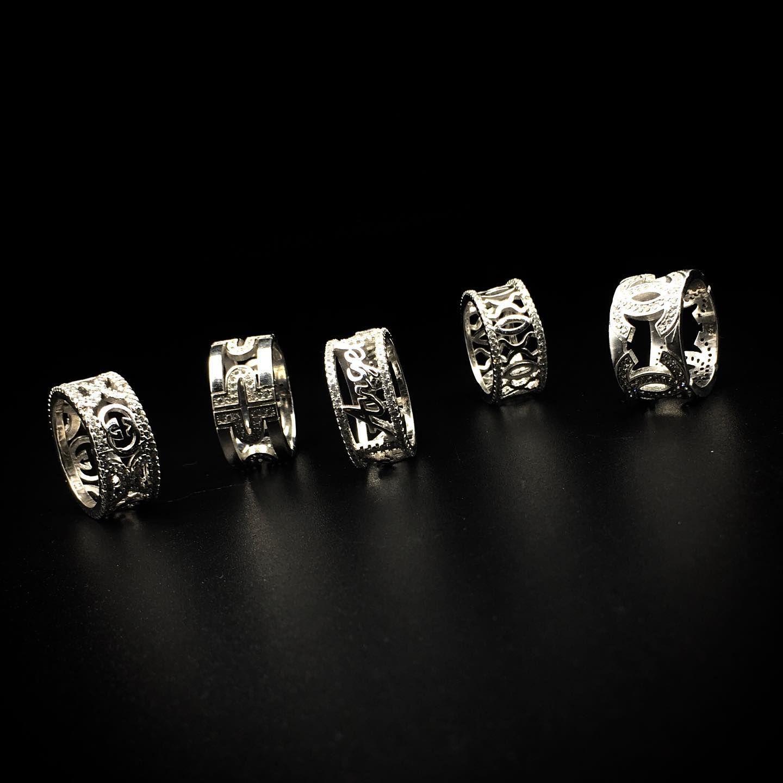 خاتم نسائي فضة محبس ايطالي خصم هداياء عيد الام 35 ست الحبايب عن اي استفسار اضغط على الرابط الوتساب Https Wa Me 967736850402 Jewelry Class Ring Rings