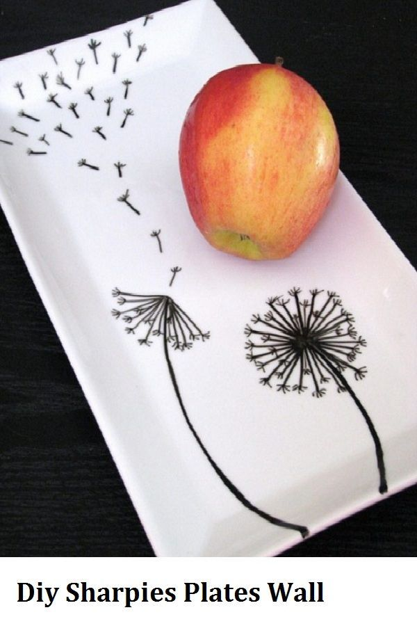 #Diy  #Sharpies  #Plates  #Wall  #Decor #Diy #Sharpies #Plates  Diy Sharpies Plates Wall Decor #sharpieplates